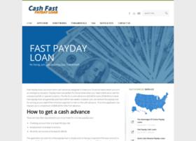 cashfastpaydayloan.com