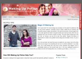 makinguppotion.com