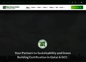 qatargreenleaders.com